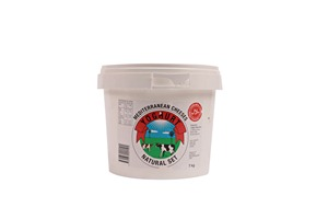 yoghurt natural set 2kg